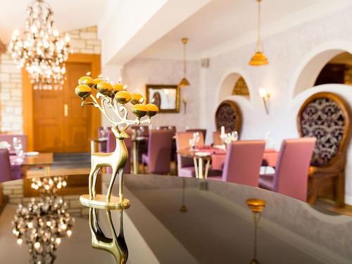 Geburtstagsüberraschung mit Arragement im Hotel tannenhof