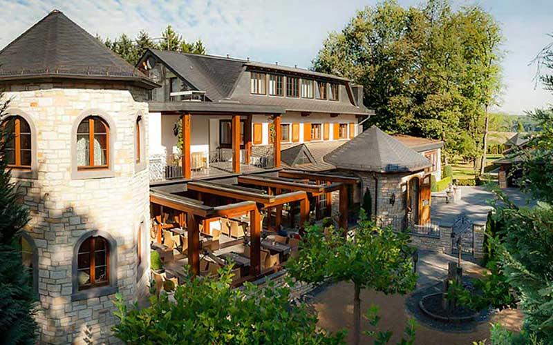 Naturresort Tannenhof stellt sich als schöner Ort zum Feiern vor
