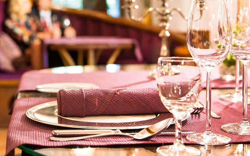 Werfen Sie eine Blick in unser Restaurant